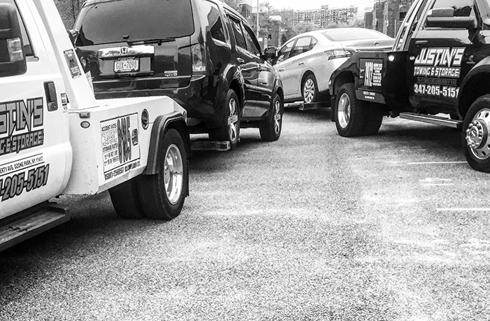 Collision Towing Service in Queens New York