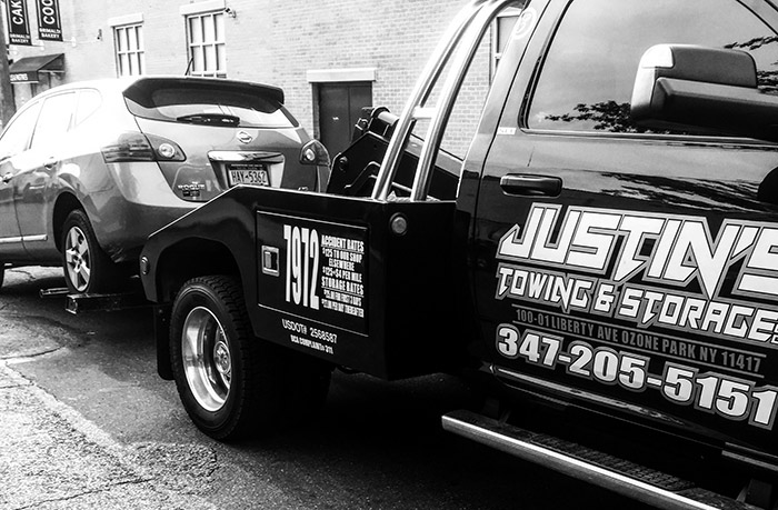 Tow Truck Services in Queens